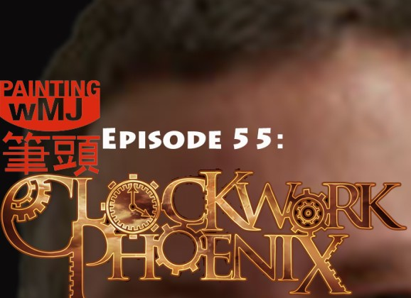 Episode 55: Clockwork Phoenix with David DC Carl