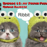 PwMJ Episode 68 – My Drunk Dojo #2 – Croak Raiders