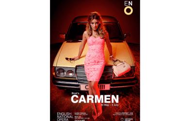 Carmen for the ENO