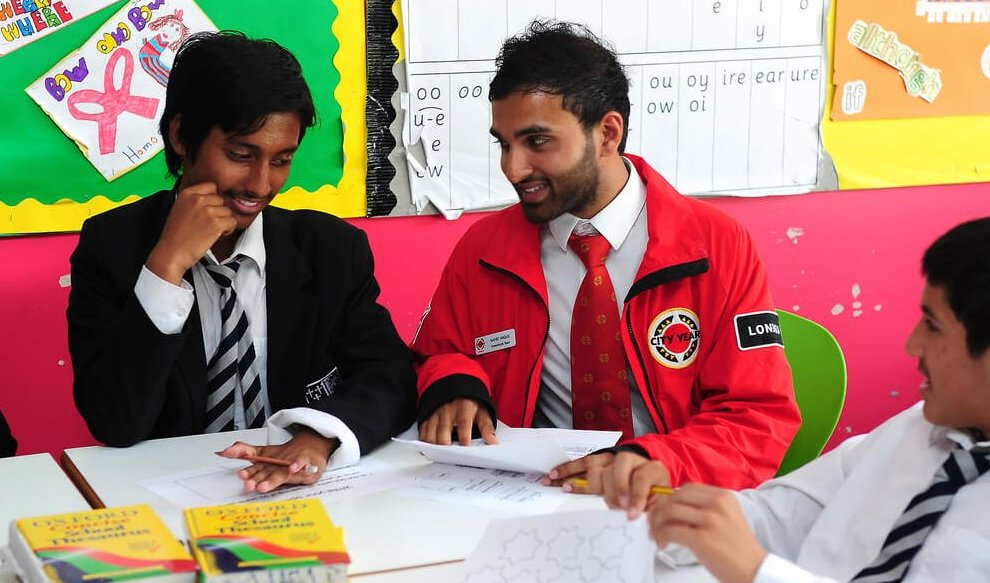 City Year UK appoint Muse and Technique for brand refresh