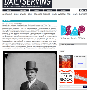Review: Daily Serving   Black Chronicles II at Spelman College Museum of Fine Art