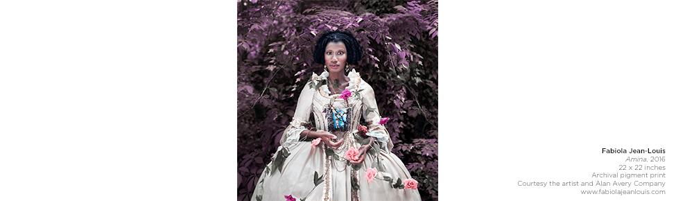 Fabiola Jean-Louis | 'Amina,' 2016