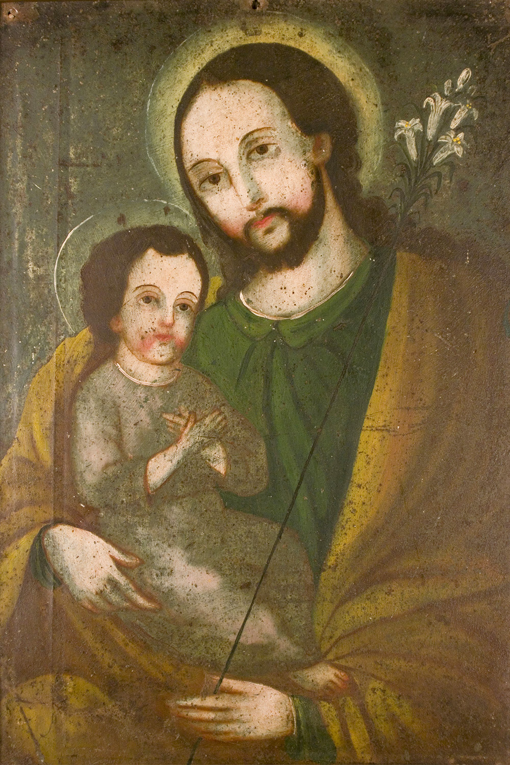 Joseph Und Joseph Saint Joseph And The Christ Child Museum Of The Big Bend