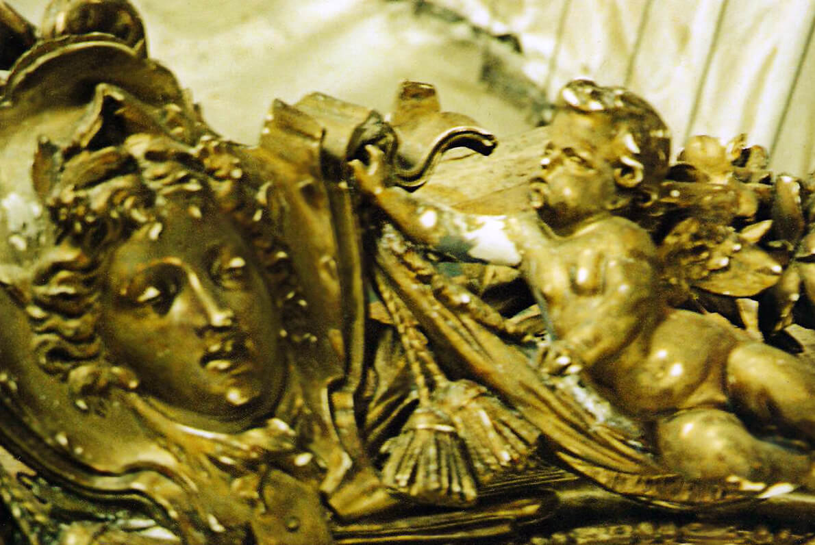 Antique Gilded Carved Frames Museum Quality Restoration