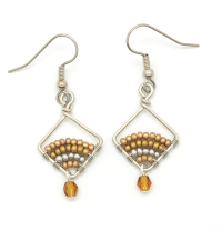 Petite Diamond Earrings  Museums & More