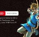 E3 2016 : ce qu'il faut retenir des annonces de Nintendo pour la Wii U