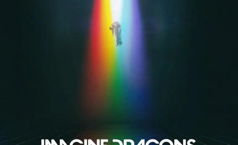 Dark Fall Iphone Wallpaper Imagine Dragons Evolve Mxdwn Music