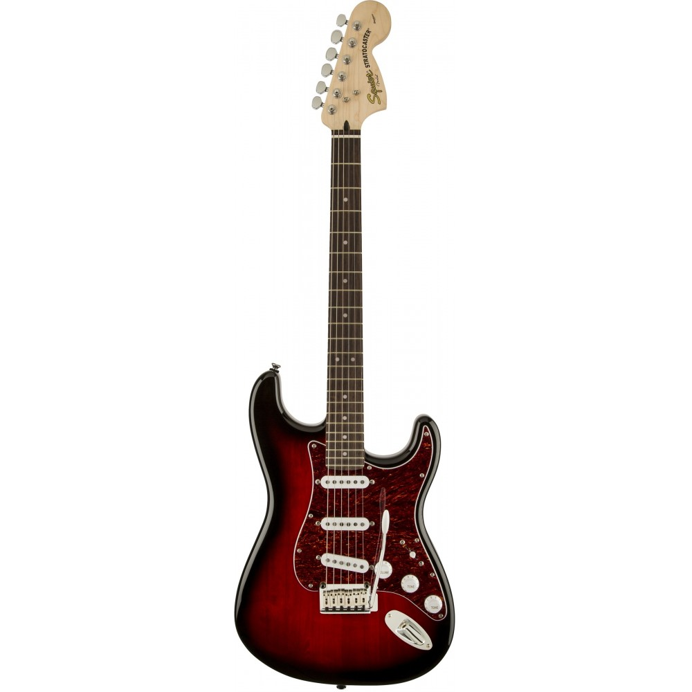 Magasin Musique Annecy Squier Standard Stratocaster Antique Burst
