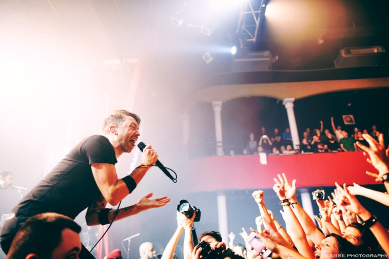 Rise Against, Le Bataclan, Paris, France, November 14th 2014, © ABSE Photography – All rights reserved. Please don't use this photo on websites, blogs or any other media without my explicit permission.