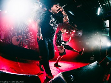 Stick To Your Guns, February 7th 2016, Backstage Werk, Munich, Germany © Alexis Buquet, ABSE Photography. All rights reserved. Please do not use this photo on websites, blogs or any other media without my explicit permission.