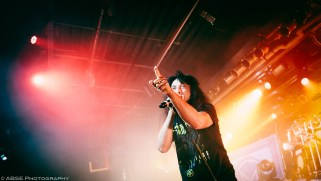 Anthrax, Among The Kings Tour, February 25th 2017, Backstage Werk, Munich, Bayern, Germany © Alexis Buquet - ABSE Photography. All rights reserved. Please do not use this photo on websites, blogs or any other media without my explicit permission.