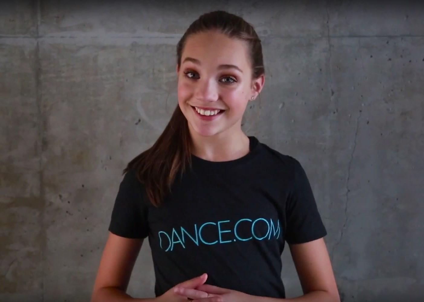 Smart Girl Wallpaper Download Q Amp A With Superstar Dancer Maddie Ziegler Talks Dance