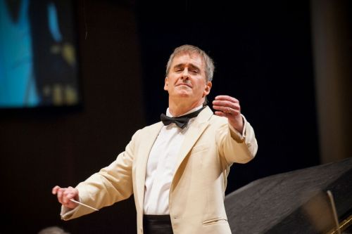 James Conlon / Photo Courtesy of Ravinia Festival