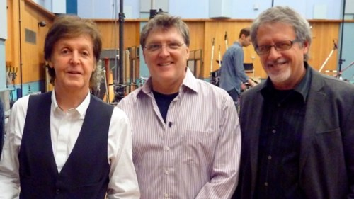Paul McCartney, Martin O'Donnell, Michael Salvatori