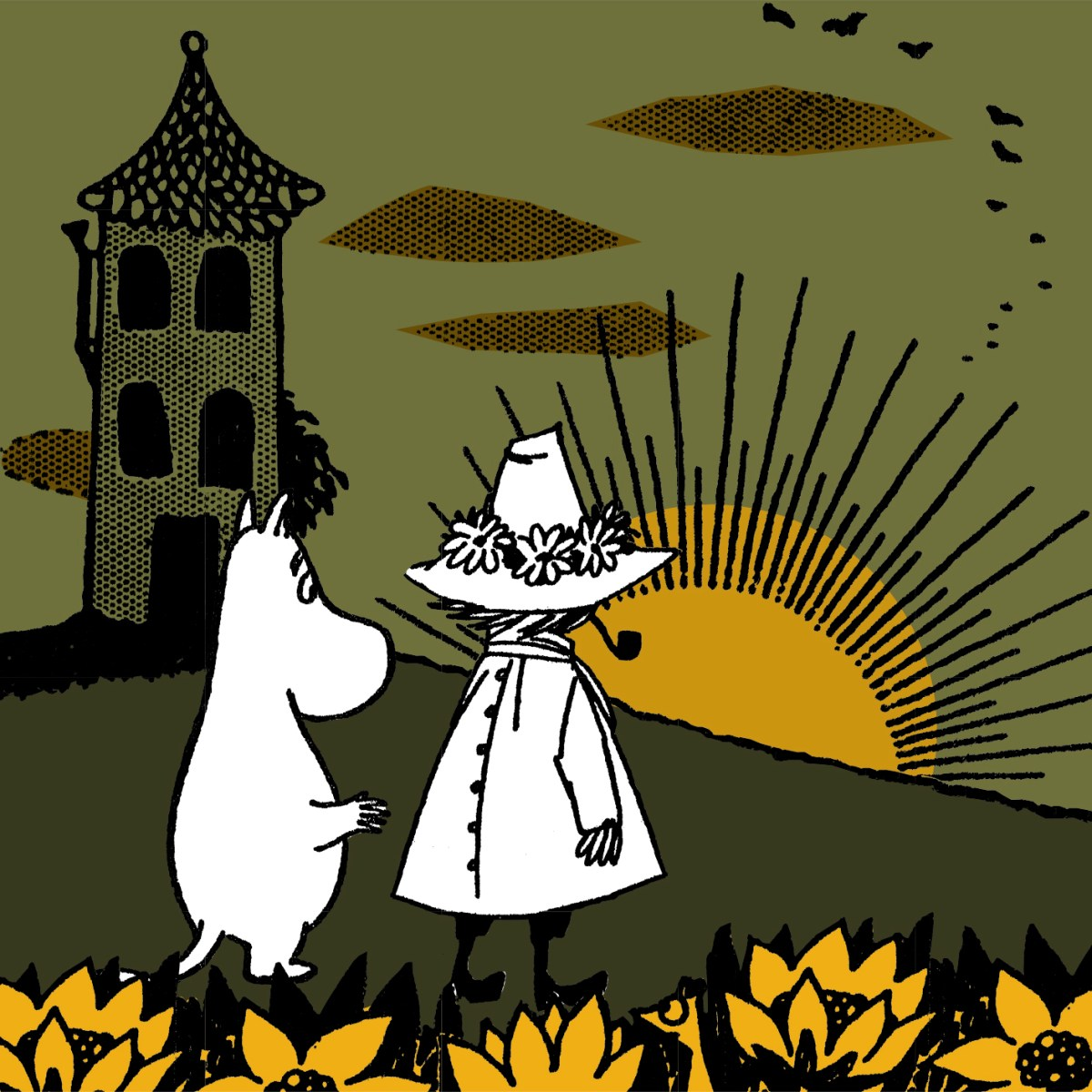 VICL-64594 Joy with Moomin 真昼のジャズ Sunshine of Finland