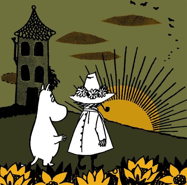 VICL-64594 Joy with Moomin 真昼のジャズ Sunshine of Finland