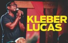 """Kleber Lucas grava novo CD ao vivo, """"Profeta da Esperança"""". Saiba mais"""