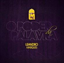 """Rapper Leandro Marques apresenta a capa do CD """"O Poder da Palavra"""""""