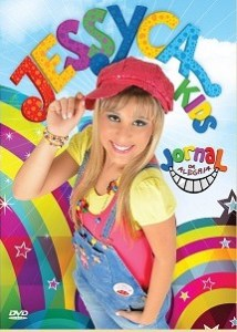 "Jessyca apresenta seu novo CD/DVD infantil: ""Jornal da Alegria"""