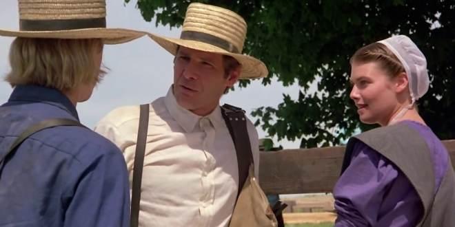 A Testemunha (Witness) – 1985: Harrison Ford no mundo amish