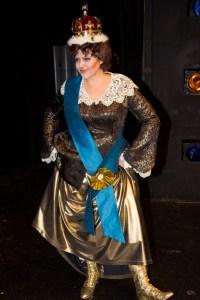 Ilona Csáková jako královna Viktorie