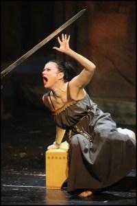 Vanda Károlyi jako Hannah Sibyla královna ze Sáby