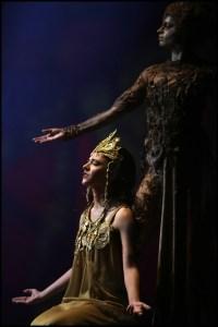 Královna má vize… Sibyla královna ze Sáby Eva Burešová
