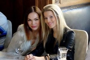 Angeliky Kamila Nývltová a Michaela Gemrotová