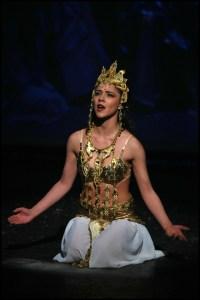 Sibyla věští… Eva Burešová královna ze Sáby
