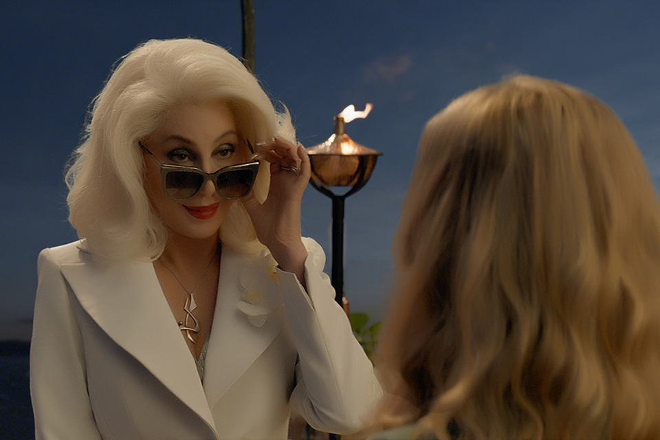 Cher (Ruby) Mamma Mia! Here We Go Again