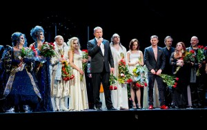 Egon Kulhánek, bývalý producent muzikálu Dracula, nyní ředitel Hudebního divadla Karlín