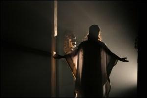 Světelný design Sibyla královna ze Sáby