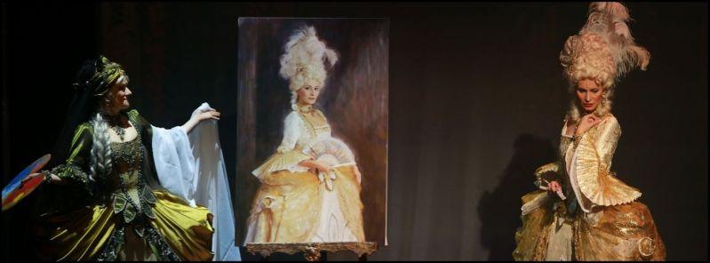 Antoinetta - královna Francie
