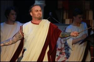 muzikál Kleopatra Divadlo Broadway Josef Vojtek