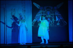 muzikál Kleopatra Divadlo Broadway Linda Finková Jan Kuželka
