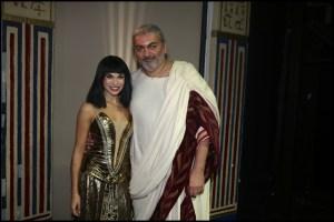 muzikál Kleopatra Divadlo Broadway Kamila Nývltová Daniel Hůlka