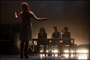 Muzikál Nezemřela jsem… Ze života Evy Olmerové