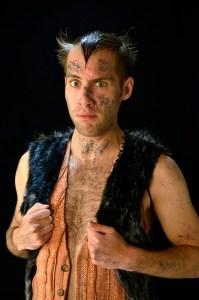 Petr Vančura jako Šakal Tabakí