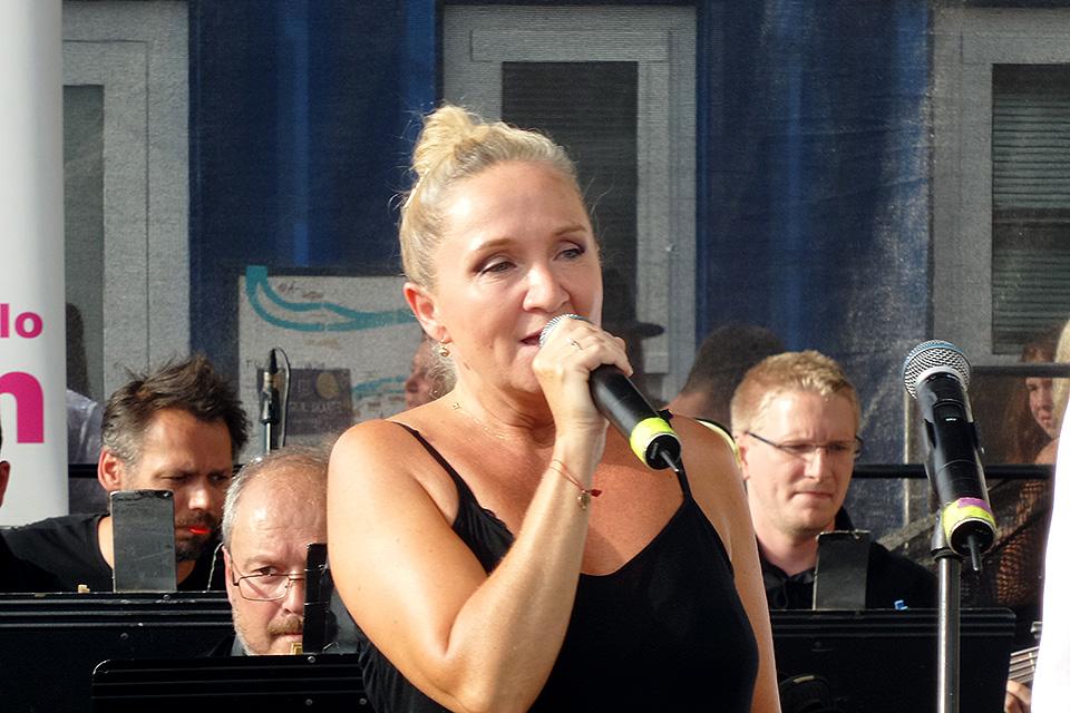 Bára Basiková a Jesus Christ Superstar