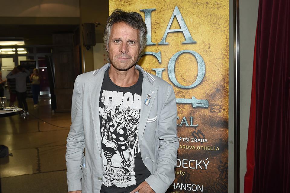 Janek Ledecký, autor muzikálu Iago