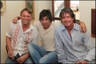 Sagvan Tofi s producenty věří v úspěch muzikálu