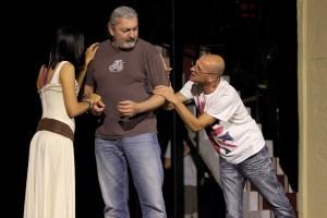 muzikál Kleopatra Divadlo Broadway