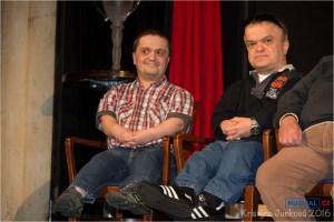 Robert Kryl, Michal Tůma Adéla ještě nevečeřela Divadlo Broadway