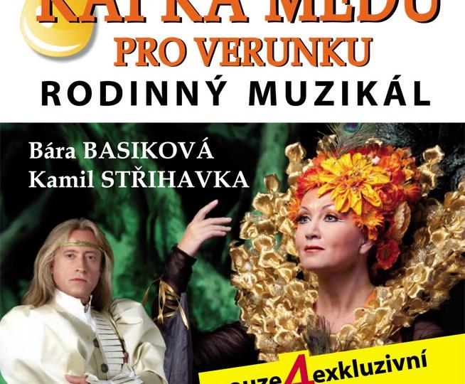 Kapka medu pro Verunku - Ostrava 2013