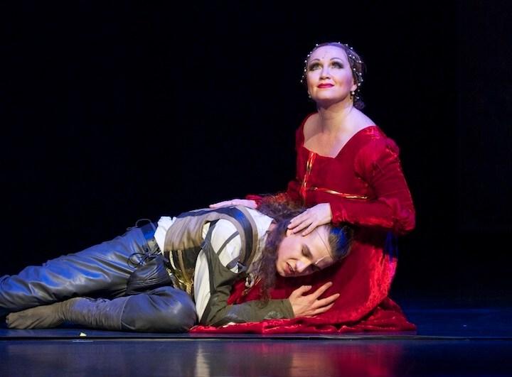 Luceriza Borgia - kdo se stane milióntým divákem Divadla Hybernia?