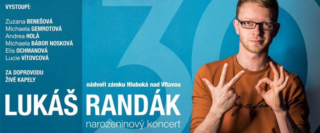 Lukáš Randák - narozeninový koncert