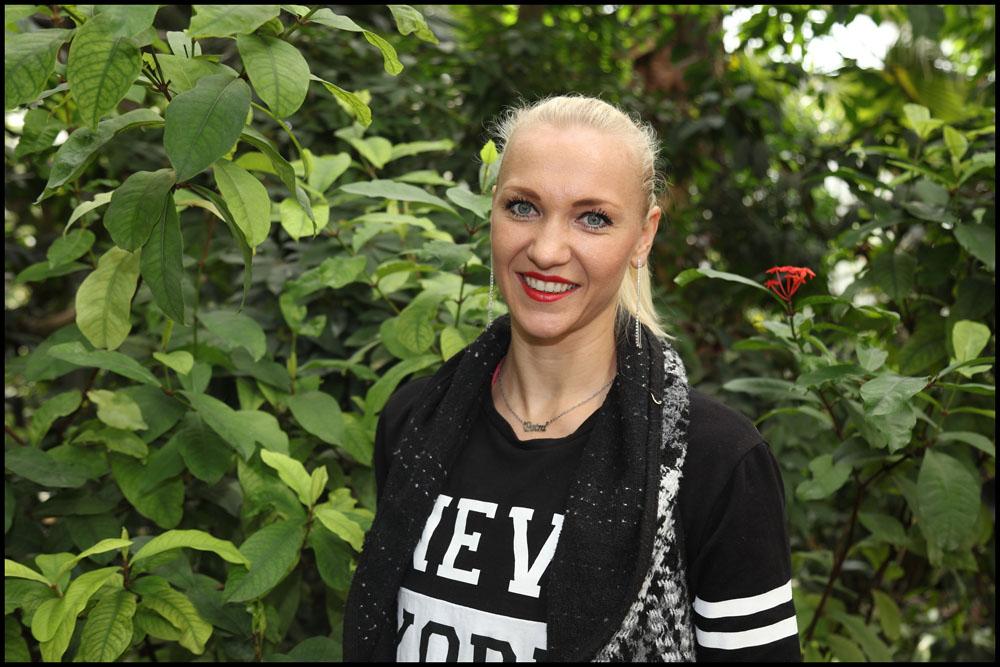 Režisérka a choreografka Petra Parvoničová