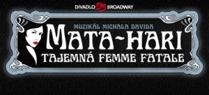 """Vizuál muzikálu """"Mata Hari"""""""