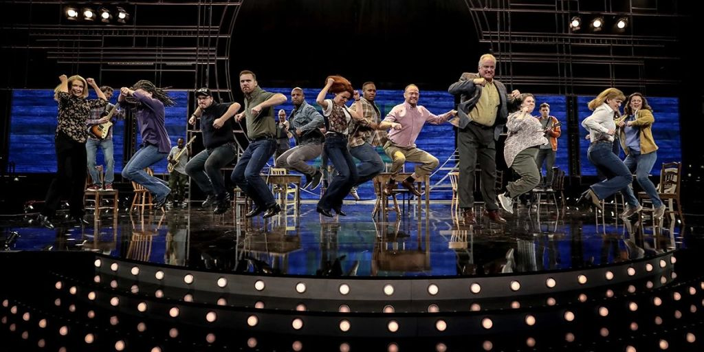 Come From Away na Olivier Awards