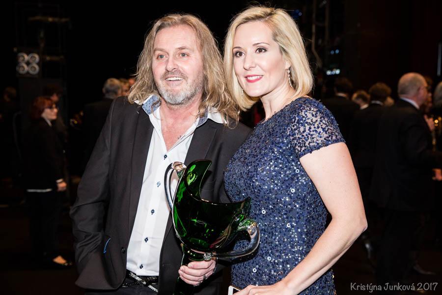 Josef Vojtek s manželkou Jovankou